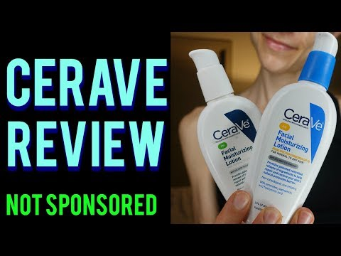 A dermatologist's review of Cerave (not sponsored)